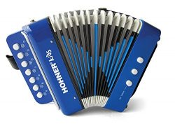 Hohner Toy Accordion – Blue