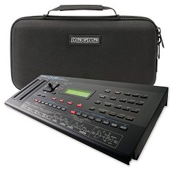 Roland D-05 Sound Module 16 Voice Polyphonic Linear Synthesizer & Magma 48002 CTRL Case R ...