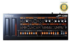 Roland Boutique JP-08 Limited-edition 4-Voice Synthesizer Module with 1 Year Free Extended Warranty