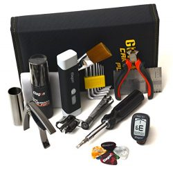 NEW! Elagon (PCP) PRO CARE PLUS KIT. The Ultimate Guitar Care, Setup & Maintenance Tool kit  ...