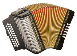 Hohner Accordions 3500GB 43-Key Accordion
