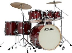 Tama Superstar Classic Custom 7-Piece Shell Pack Classic Cherry Wine