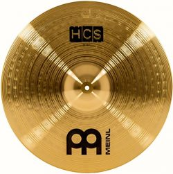 Meinl Cymbals HCS20R 20″ HCS Brass Ride Cymbal for Drum Set (VIDEO)