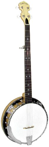 Gold Tone MC-150R Maple Classic Banjo with Resonator (Five String, Maple)