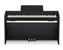 Casio PX870 BK Privia Digital Home Piano, Black