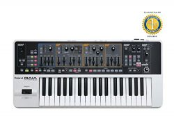 Roland GAIA SH-01 37-key Virtual Analog Synthesizer with 1 Year Free Extended Warranty