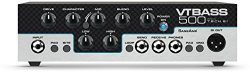 Tech 21 VT Bass 500 – 500-watt Character Series Lightweight Bass Head