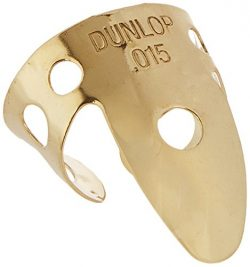 Dunlop 37R.015 Brass Fingerpicks.015, 20/Tube
