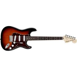 Squier by Fender 321600537 Standard Stratocaster Electric Guitar – Antique Burst – R ...