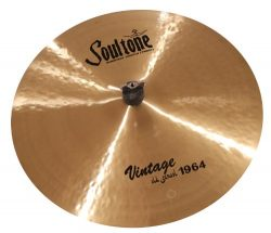 Soultone Cymbals VOS64-CRR20 – 20″ Vintage Old School 1964 Crash Ride