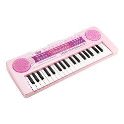 Piano for Kids,BETECHO 37 Keys Multi-function Charging Electronic Kids Piano Keyboard Educationa ...