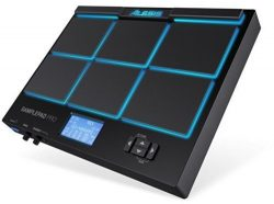 Alesis SamplePad Pro | 8-Pad Percussion and Sample-Triggering Instrument with SD Card Slot & ...