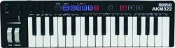 midiplus AKM322 mini size 32 keys USB MIDI Keyboard Controller