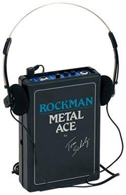 Rockman Bass Ace Headphone Amplifier