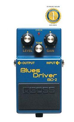Boss BD-2 Blues Driver Guitar Effects Pedal