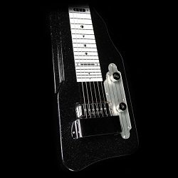 Gretsch Electromatic Lap Steel Guitar – Black Sparkle