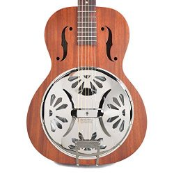 Gretsch Boxcar Round Neck Natural Mahogany