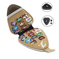 TOPCHANCES Classic Guitar Picks Guitar Accessories (20pc) Assorted Light Medium Heavy Gauge Best ...