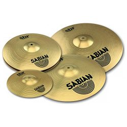 Sabian SBR 4-piece Performance Set with FREE 10″ Splash