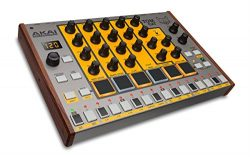 Akai Professional Tom Cat | True Analog Drum Machine with Built-in Percussion Voices