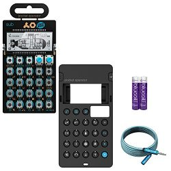 Teenage Engineering Pocket Operator PO-14 Sub Bass Synthesizer -INCLUDES- CA-14 Silicone Case, B ...