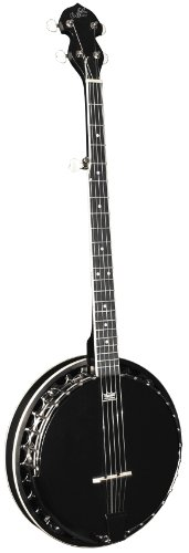Morgan Monroe MB-75BK 5 String Banjo, Bluegrass