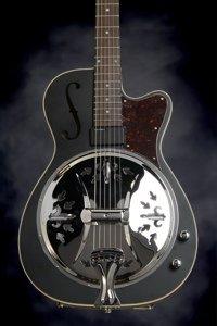 Washburn R70BCEK Richie Owens Acoustic Electric Signature Resonator Guitar
