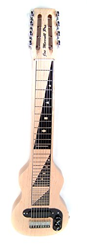 Morrell Joe Morrell Pro Series Maple Body 8-String Lap Steel Guitar – Natural Finish USA