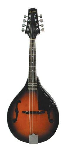 Savannah SA-100 A-Model Mandolin, Sunburst