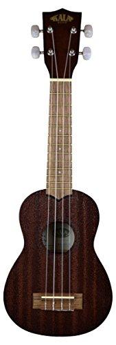 Kala Mahogany KAA-15S Soprano Ukulele (Limited Edition Soprano)