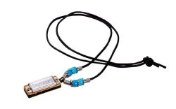 Hohner 38N Mini Harmonica Necklace