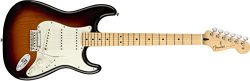 Fender Player Stratocaster Electric Guitar – Maple Fingerboard – 3 Color Sunburst