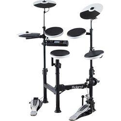 Roland V-Drums TD-4KP Portable Electronic Drum Set Black