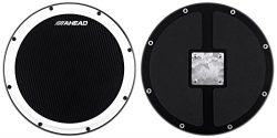 Ahead S-Hoop Marching Pad with Snare Sound – 14″