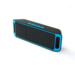 NEWBEING S6 Wireless Bluetooth Speaker, Outdoor Portable Stereo with HD Audio and Enhanced Bass, ...