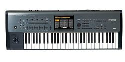 Korg KRONOS 61 – Key Keyboard Production Station(Certified Refurbished)