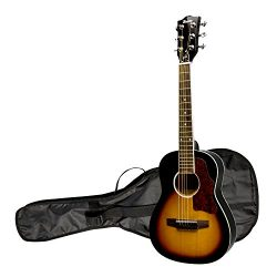 Maestro by Gibson 30″ Mini Acoustic Guitar with Gig Bag, Vintage Sunburst