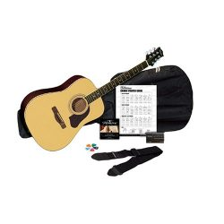 Silvertone SD3000PAK NA Acoustic Guitar Pack – Natural
