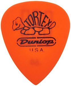 Dunlop 462P.60 Tortex TIII, Orange.60mm, 12/Player's Pack