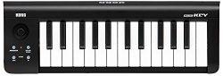 Korg MICROKEY25 microKEY 25 USB MIDI Keyboard