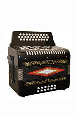 Directly Cheap Accordion (000-BT-AC3112G-BK)