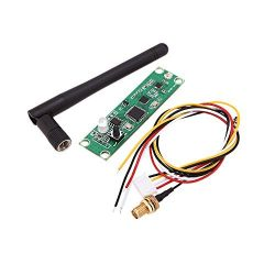 Lixada Wireless DMX512 2.4G Led Stage Light PCB Modules Board LED Controller Transmitter Receive ...