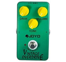 JOYO JF-01 Vintage Overdrive Guitar Effect Pedal