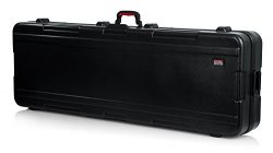 Gator Cases Molded Flight Case for Deep 88-Note Keyboards with TSA Approved Locking Latches and  ...