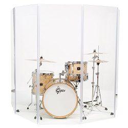 Drum Shield DS4 Five Panels 2ftx5ft