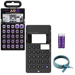 Teenage Engineering PO-20 Arcade Synthesizer and Sequencer – BUNDLED WITH – CA-20 Si ...
