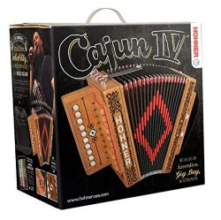 Hohner CAJUNIV 10-Key Accordion