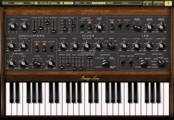 Image Line Sawer Virtual Synthesizer Software (Standard)