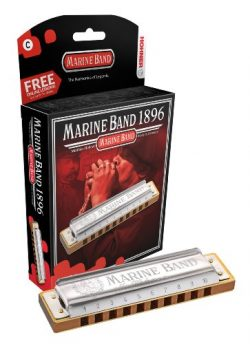 Hohner 1896BX-A Marine Band, Key Of A Major