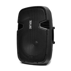 Pyle PA Loudspeaker Powered Active System Portable Bluetooth – 12 Inch Bass Subwoofer with ...